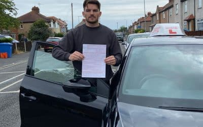 Damian Part 3 Passed First Time